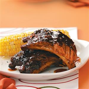 Sweet and Spicy Jerk Ribs Recipe