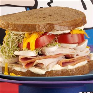 Switchman Sandwiches Recipe