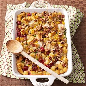 TLC (Thanksgiving Leftover Casserole) Recipe