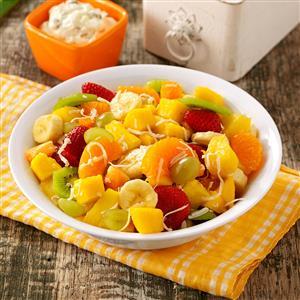 Tahitian Fruit Salad Recipe