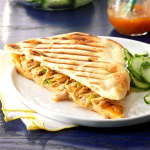 Tandoori Chicken Panini Recipe