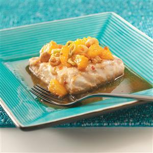 Tangerine Cashew Snapper Recipe