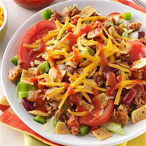Tangy Beef Salad Recipe