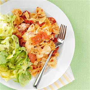 Tarragon Lettuce Salad Recipe
