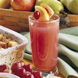 Tart Grapefruit Cooler Recipe
