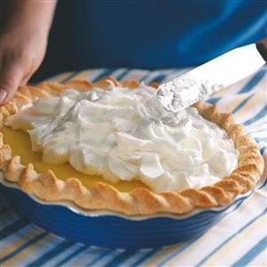 Tasty Lemon Meringue Pie Recipe