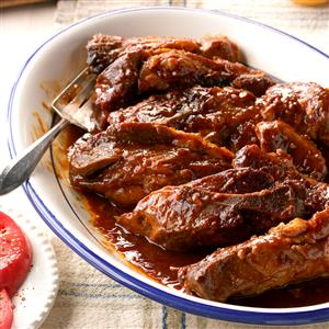 Tasty Pork Ribs Recipe