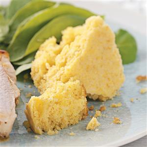 Tender Buttermilk Corn Bread Recipe