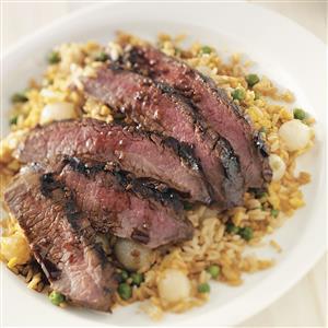 Teriyaki Steak Recipe