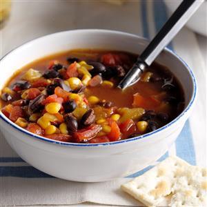 Texas Black Bean Soup Recipe