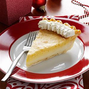 Texas Lemon Chess Pie Recipe