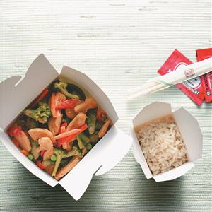 Thai Chicken Stir-Fry Recipe