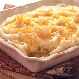 Thanksgiving Leftovers Casserole Recipe