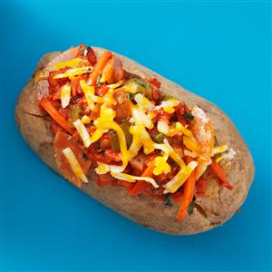 That's Amore Baked Potatoes Recipe