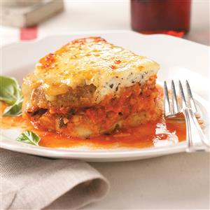 The best eggplant parmesan recipe taste of home the best eggplant parmesan recipe forumfinder Gallery