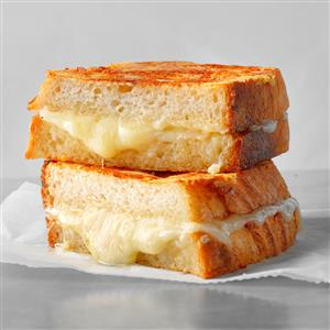 The Best Ever Grilled Cheese Sandwich Recipe