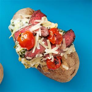 The Bistro Baked Potato Recipe
