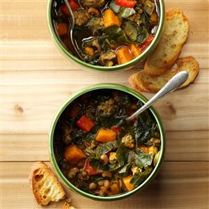 The South in a Pot Soup Recipe