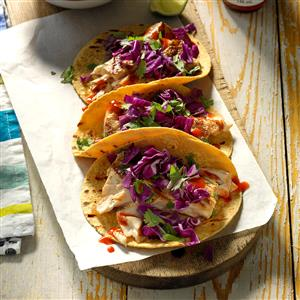The Ultimate Fish Tacos Recipe Taste Of Home