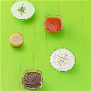 Thick Blue Cheese Dressing Recipe