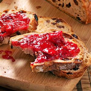 Three-Berry Freezer Jam Recipe