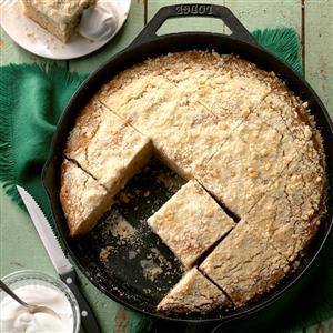 Tillie's Ginger Crumb Cake Recipe