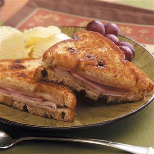 Toasted Deli Sandwich with a Twist Recipe