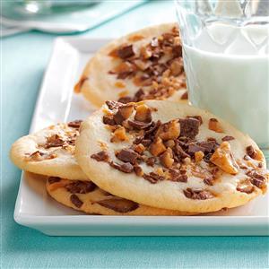 Toffee-Chip Sugar Cookies Recipe
