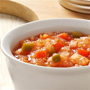 Tomato Bounty Salsa Recipe