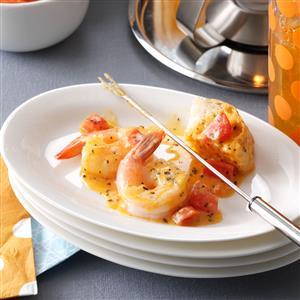 Tomato Cheddar Fondue