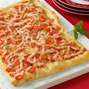 Tomato Pizza Bread