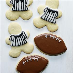 Touchdown Cookies Recipe
