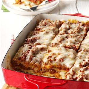 Traditional Lasagna Recipe