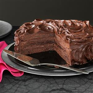 Collections Triple Layer Brownie Cake