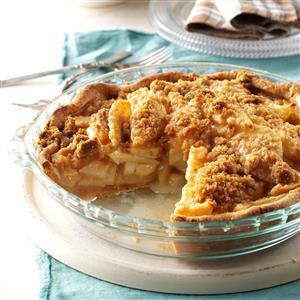 Triple Pear Pie Recipe