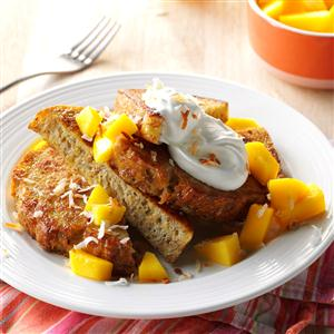 Tropical French Toast Recipe