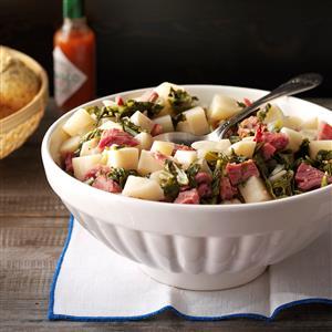 Truly Tasty Turnip Greens Recipe
