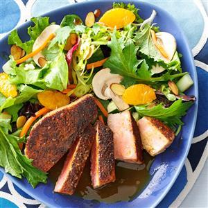 Tuna with Citrus Ponzu Sauce Recipe