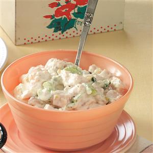 Turkey Salad with Pistachios Recipe