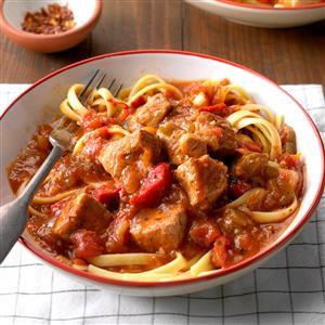 Tuscan Pork Stew Recipe