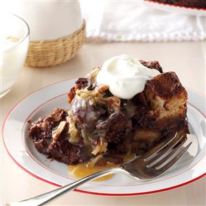Ultimate Chocolate Bread Pudding Recipe