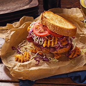 Ultimate Pastrami Sandwiches Recipe