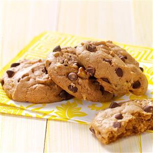 Vegan Chocolate Chip Cookies Recipe
