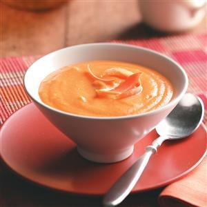 Vegetable Carrot Soup Recipe