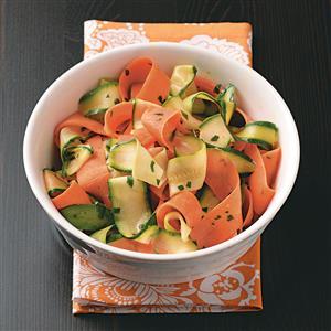 Vegetable Ribbons Recipe