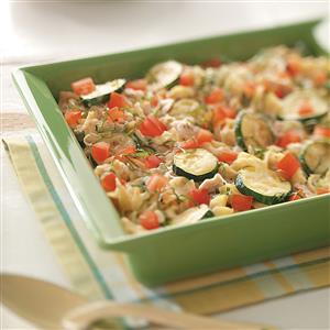 Veggie-Tuna Noodle Casserole Recipe