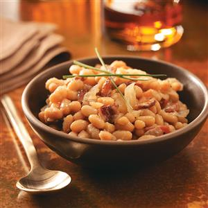 Vermont Baked Beans Recipe