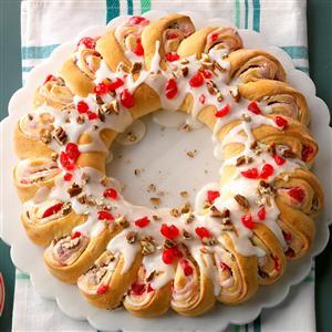 Very Cherry Crescent Ring Recipe