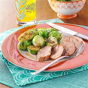 Walsh Family Grilled Pork Tenderloins Recipe