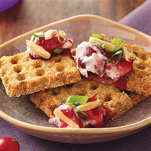 Warm Cranberry Spread Recipe